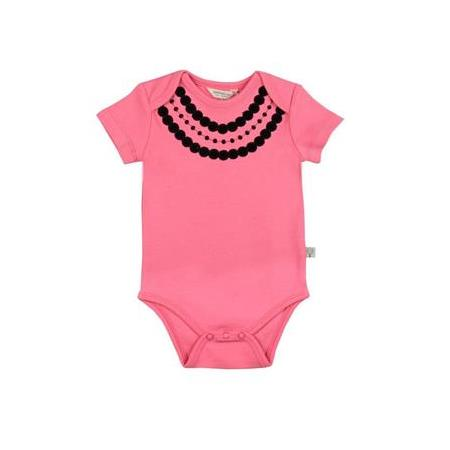 Chic Girl Pembe Bebek Body